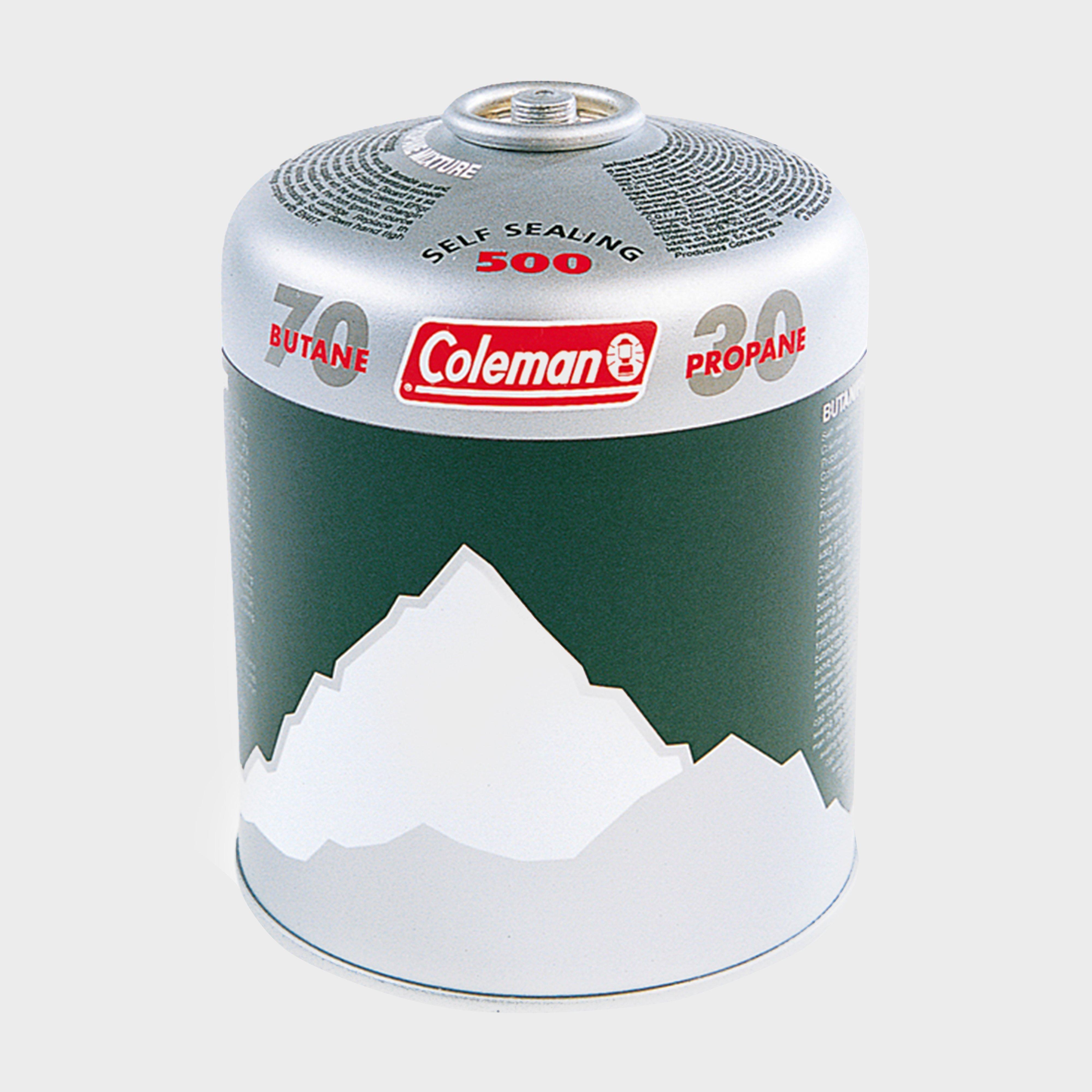 Coleman Coleman C500 Screw On Gas Cartridge Multi Pack (6 Cartridges), Green