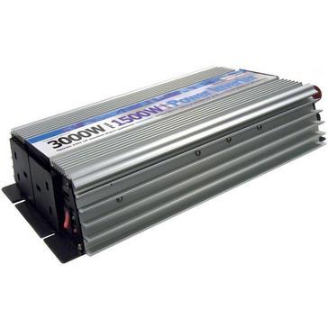 Multi STREETWIZE 1500 Watt/3000 Watt Peak Power Inverter (with twin