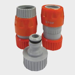 Mains Adaptor Hose Connectors