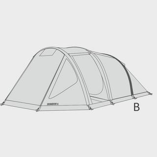 Rear Air Tube for Horizon 4 Tent