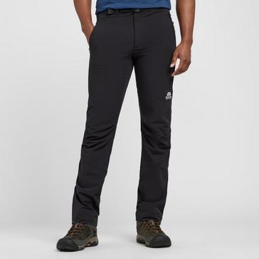 BLACK Mountain Equipment Men's Ibex Softshell Pant