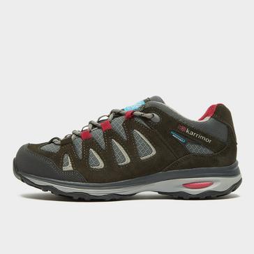 Grey Karrimor Isla Ladies' Weathertite Walking Shoes