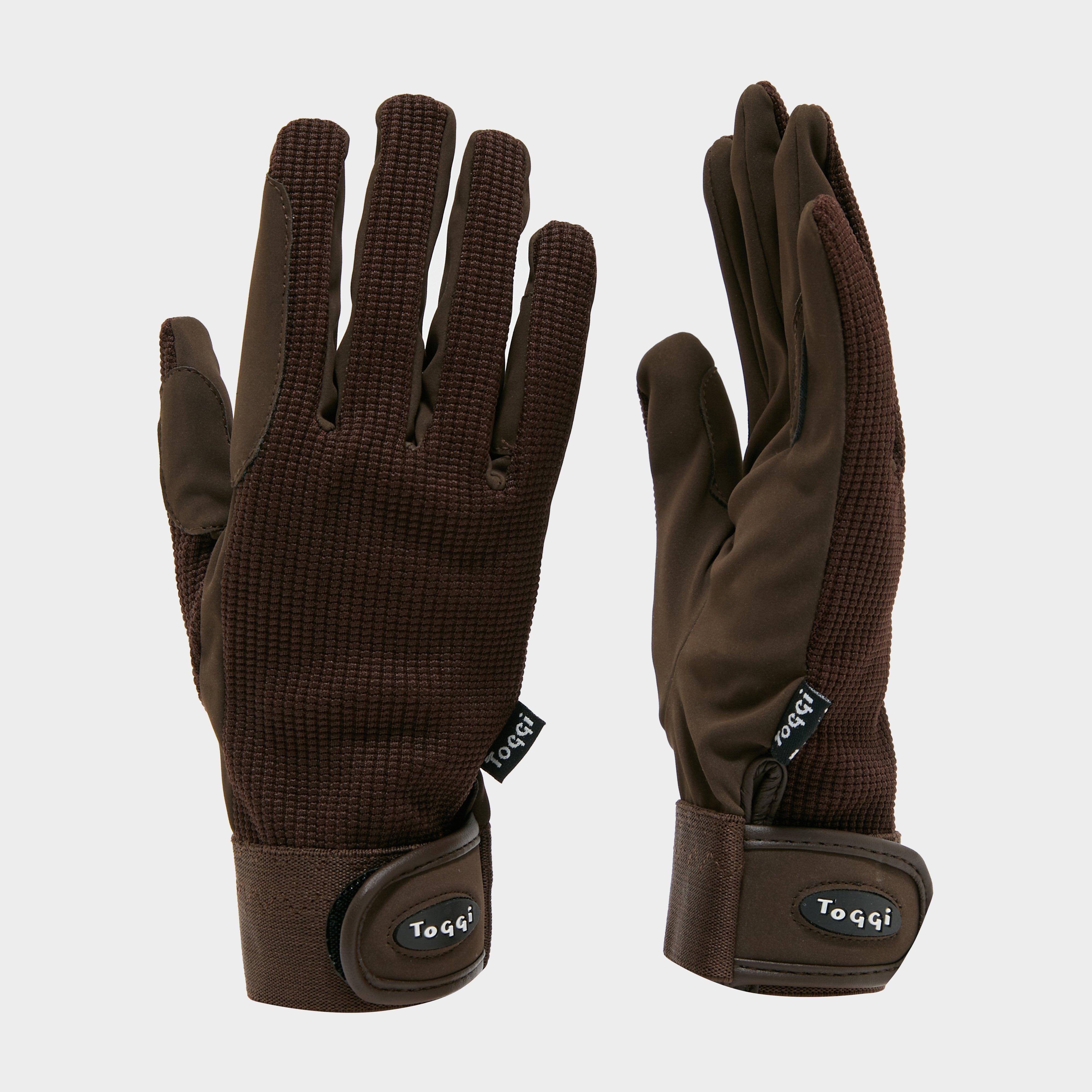 Image of Toggi Salisbury Everyday Riding Glove - Red/Glove, Red/GLOVE