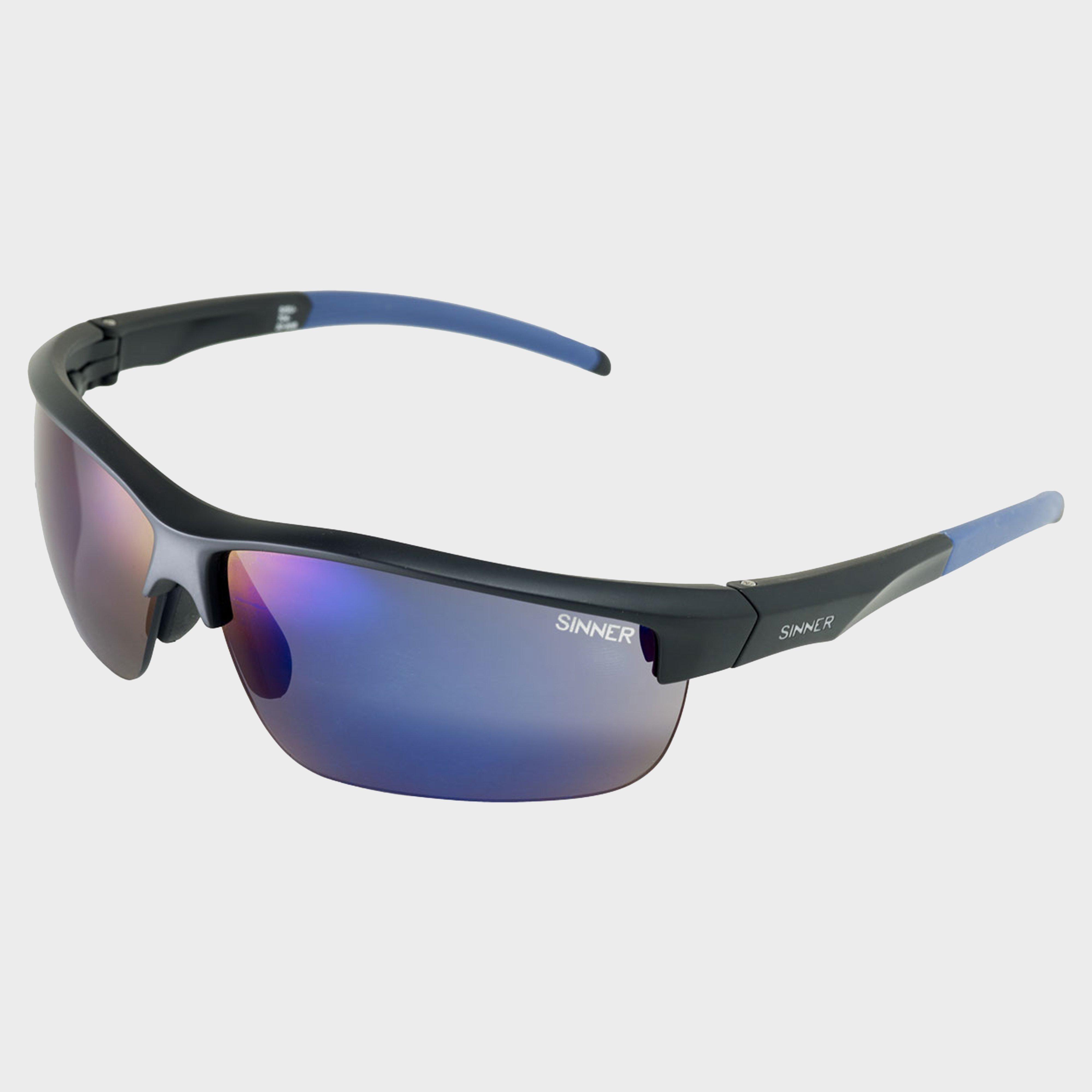 Sinner Sinner Antigua Sport Sunglasses, Grey