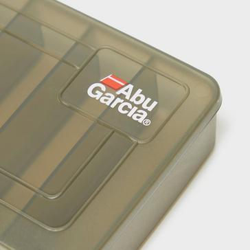 Grey Abu MINI LURE BOX VERTICAL