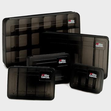 Black Abu MINI LURE BOX SPINNER