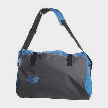 GREY EB Rope Bag