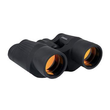 BLACK Barska X Trail Reverse Porro Binoculars (8 X 42)