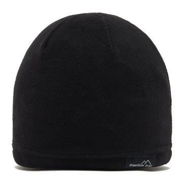 Black FREEDOMTRAIL Kids' Essential Fleece Hat