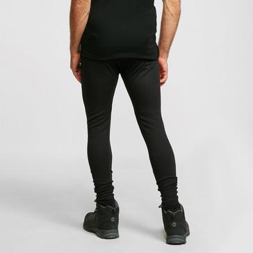 Black FREEDOMTRAIL Thermal Baselayer Long Johns (Unisex)