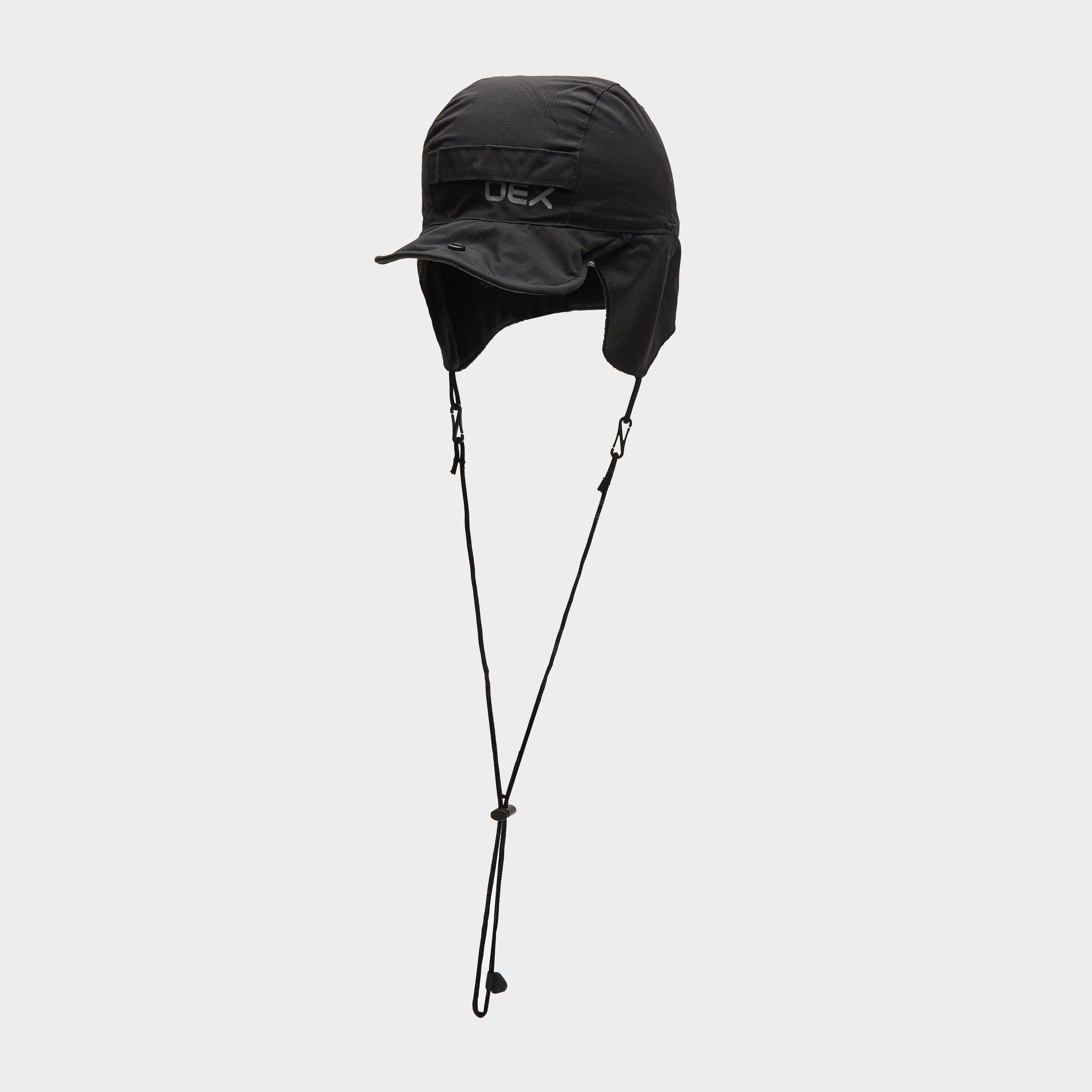 Oex Oex Halley Mountain Cap (Unisex) - Black, Black