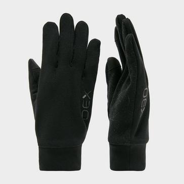 BLACK OEX Unisex Vostok Grip Gloves