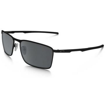 Black Oakley Conductor 6 Sunglasses (Matte Black/Iridium)