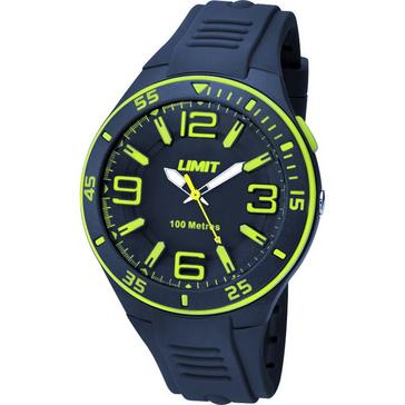 Navy Limit Active Analogue Watch