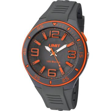 Grey Limit Active Analogue Watch