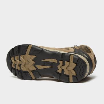 Brown Hi Tec Men's Aysgarth II Mid Waterproof Walking Boot