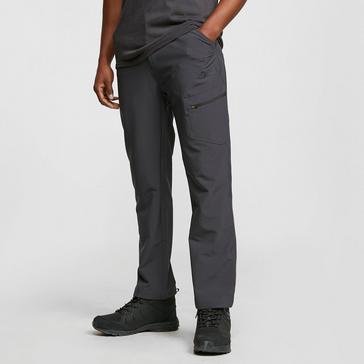 Grey North Ridge Men's Yangon Trouser (Short)