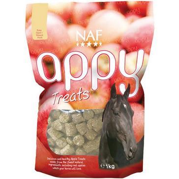 Red NAF Appy Horse Treats