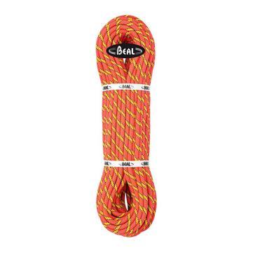 ORANGE Beal Karma 9.8 Climbing Rope (50m)