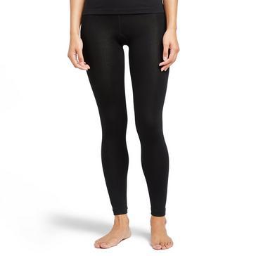 Black Heat Holders Women's Thermal Leggings