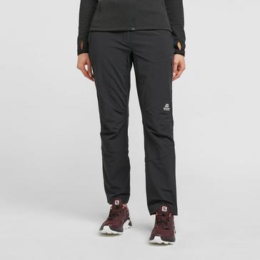 BLACK Mountain Equipment Women's Chamois Pant (Short Leg)