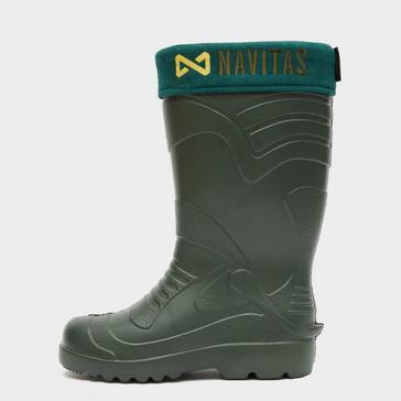 Green Navitas LITE Insulated Boot