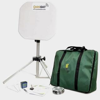 QS65 Portable Satellite TV System