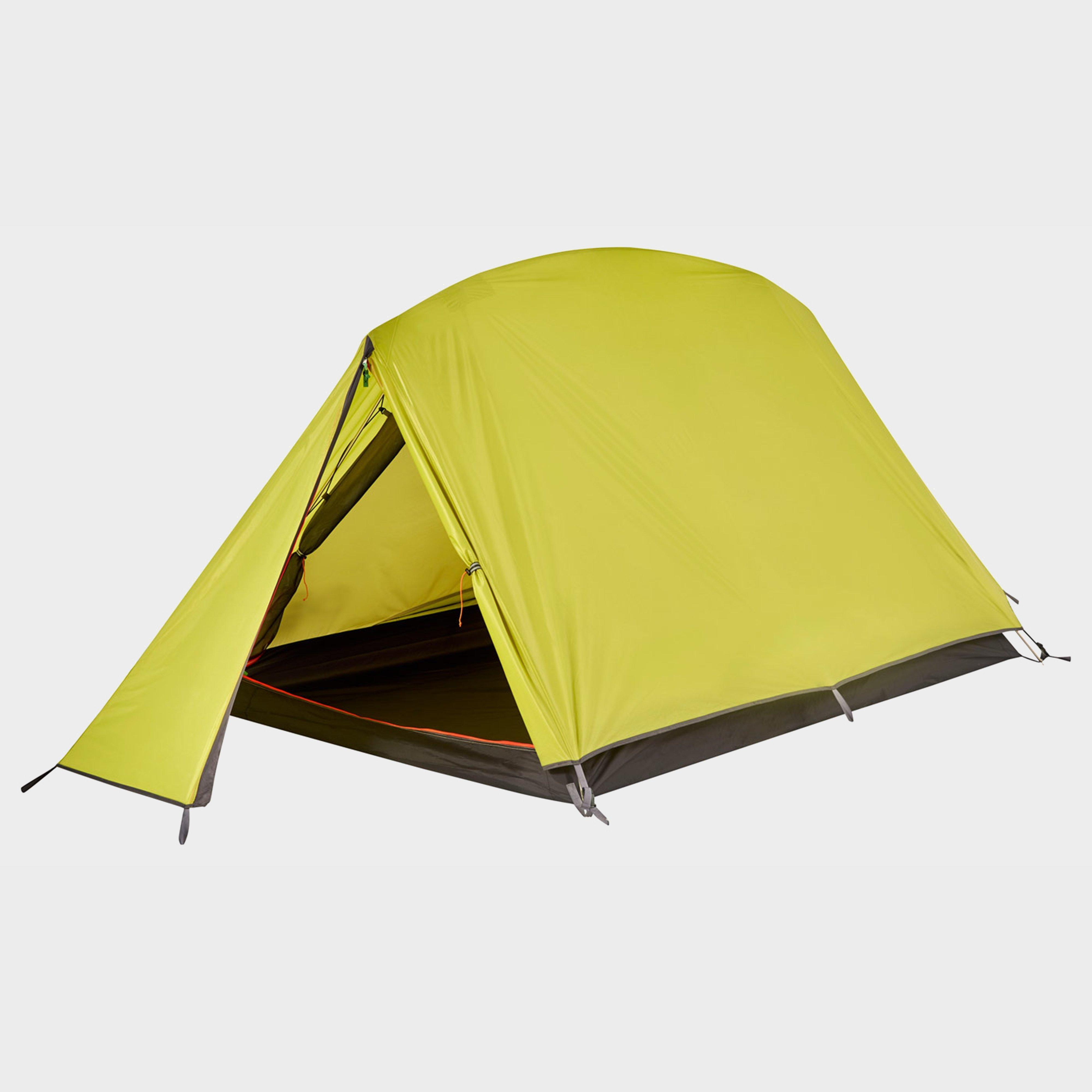 Oex Mongoose EV II 2 Person Tent, Yellow
