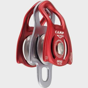 red Camp Dryad Pulley