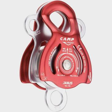 red Camp Janus Pulley
