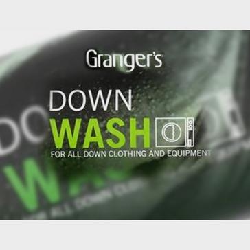 Black Grangers Down Wash (1 Litre)