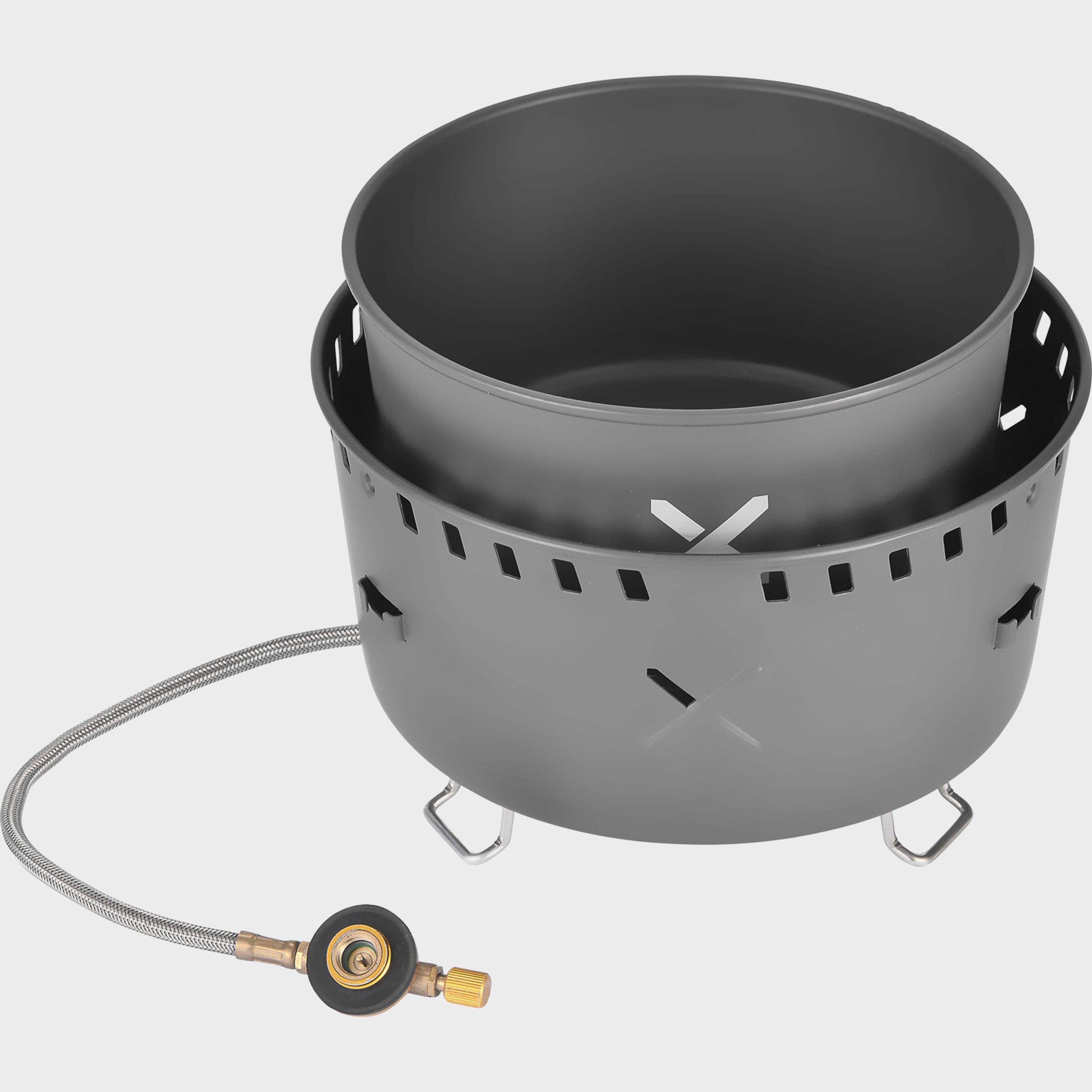 Oex Oex Meru Basecamp Gas Cooking System - Grey, Grey