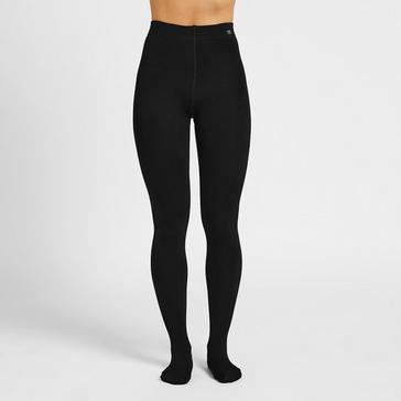 BLACK Heat Holders Women's Thermal Tights