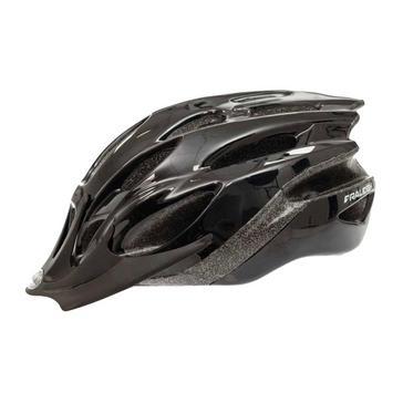 BLACK RALEIGH Mission Evo Bike Helmet