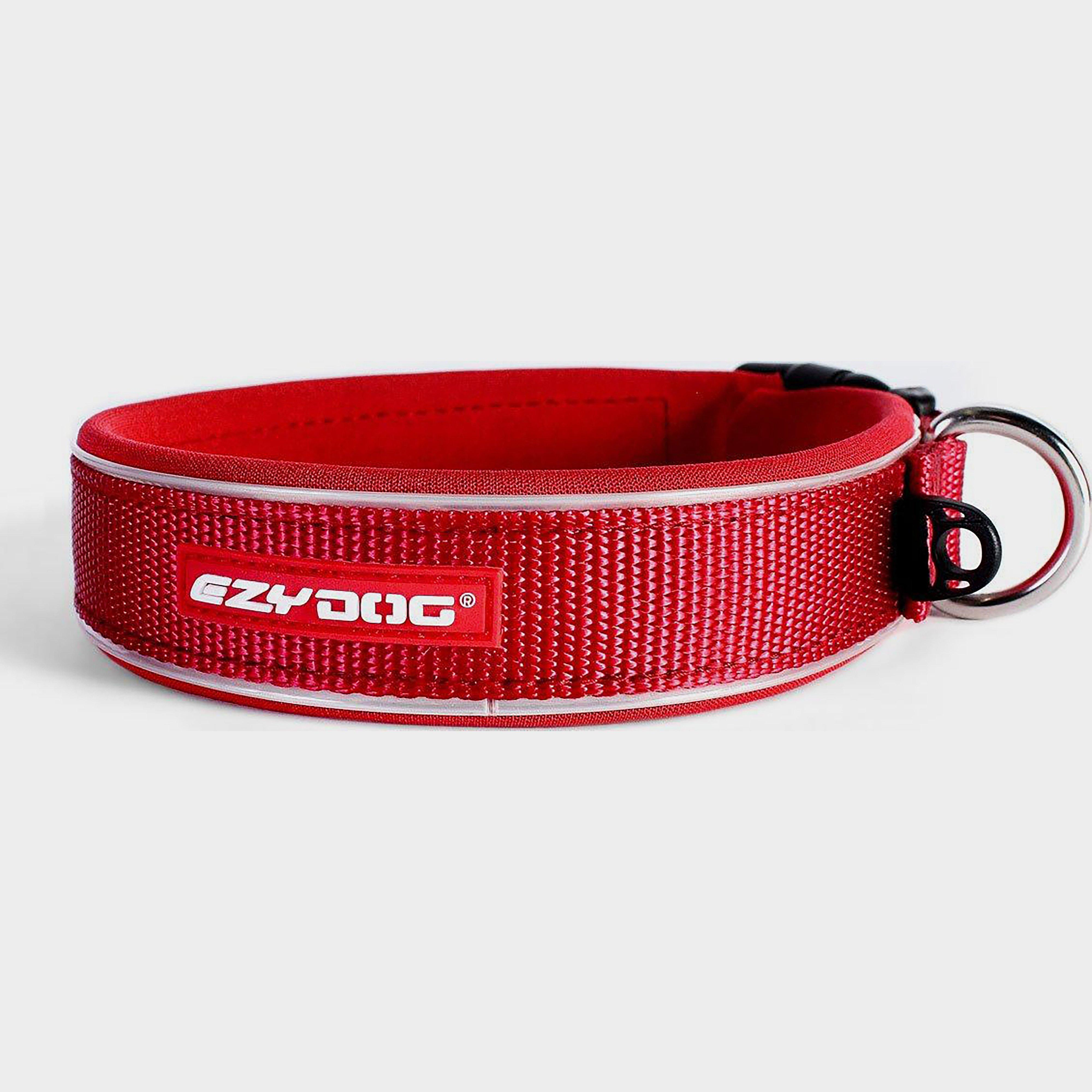 Image of Ezy-Dog Classic Neo Collar Xs - Red/Xs, Red/XS
