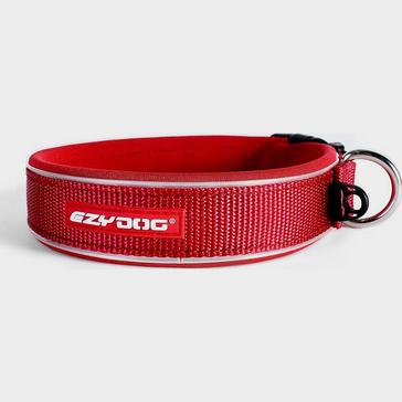 Red Ezy-Dog Classic Neo Collar XS