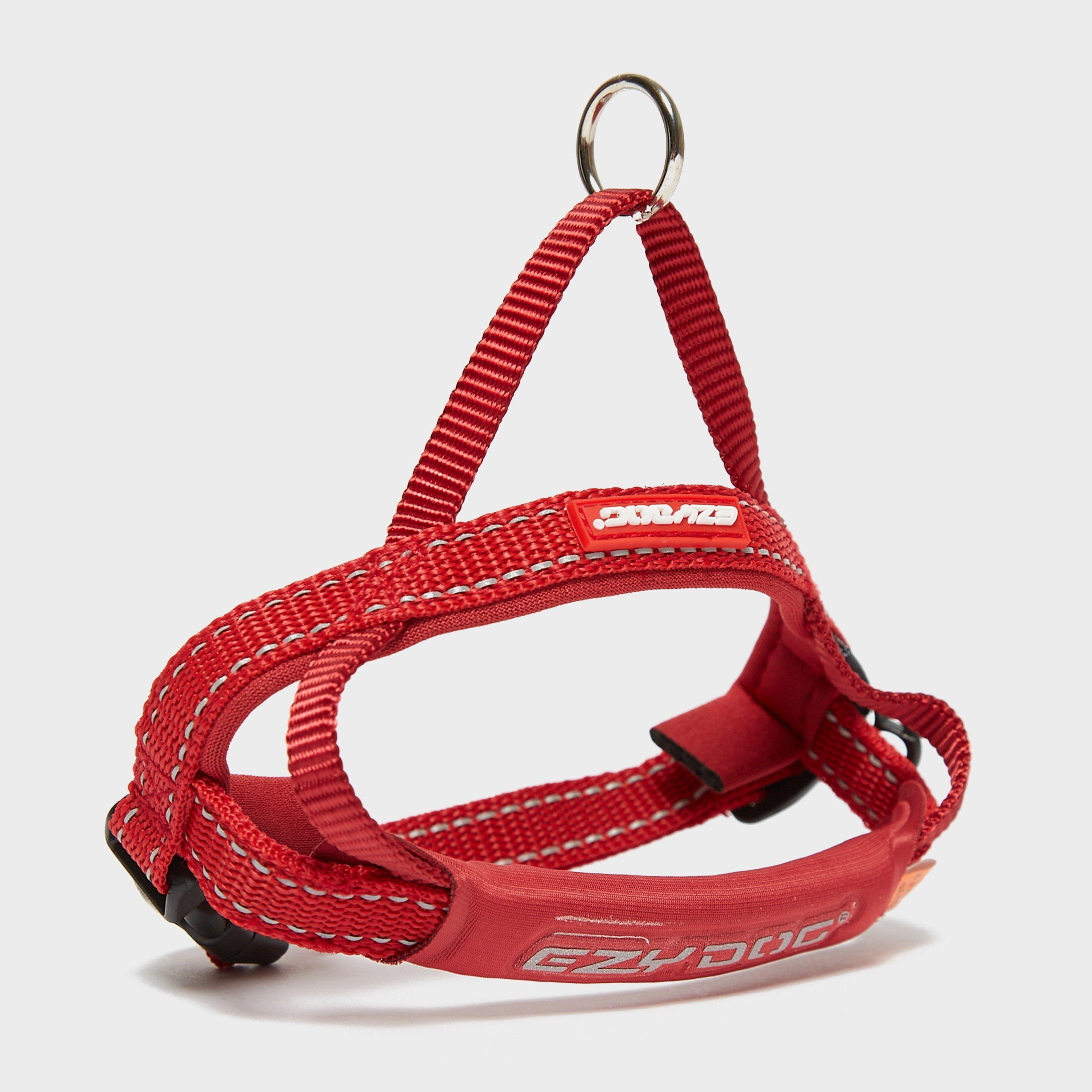 Image of Ezy-Dog Quick Fit Harness (Xs) - Red/Harness, Red/HARNESS