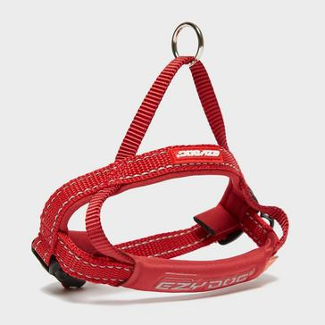 RED Ezy-Dog Quick Fit Harness (XS)