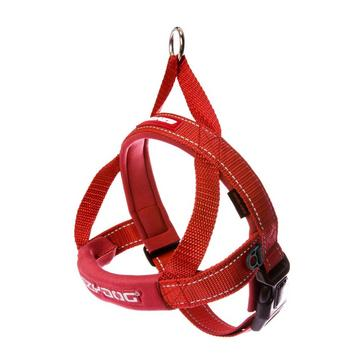 RED Ezy-Dog Quick Fit Harness (L)