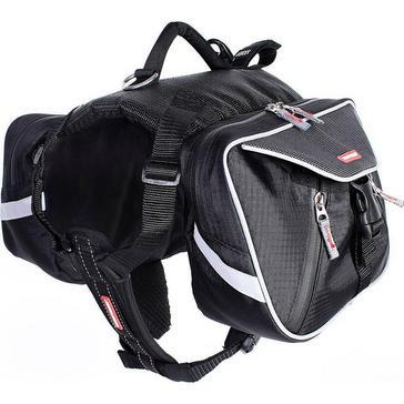 black Ezy-Dog Summit Dog Backpack (L)