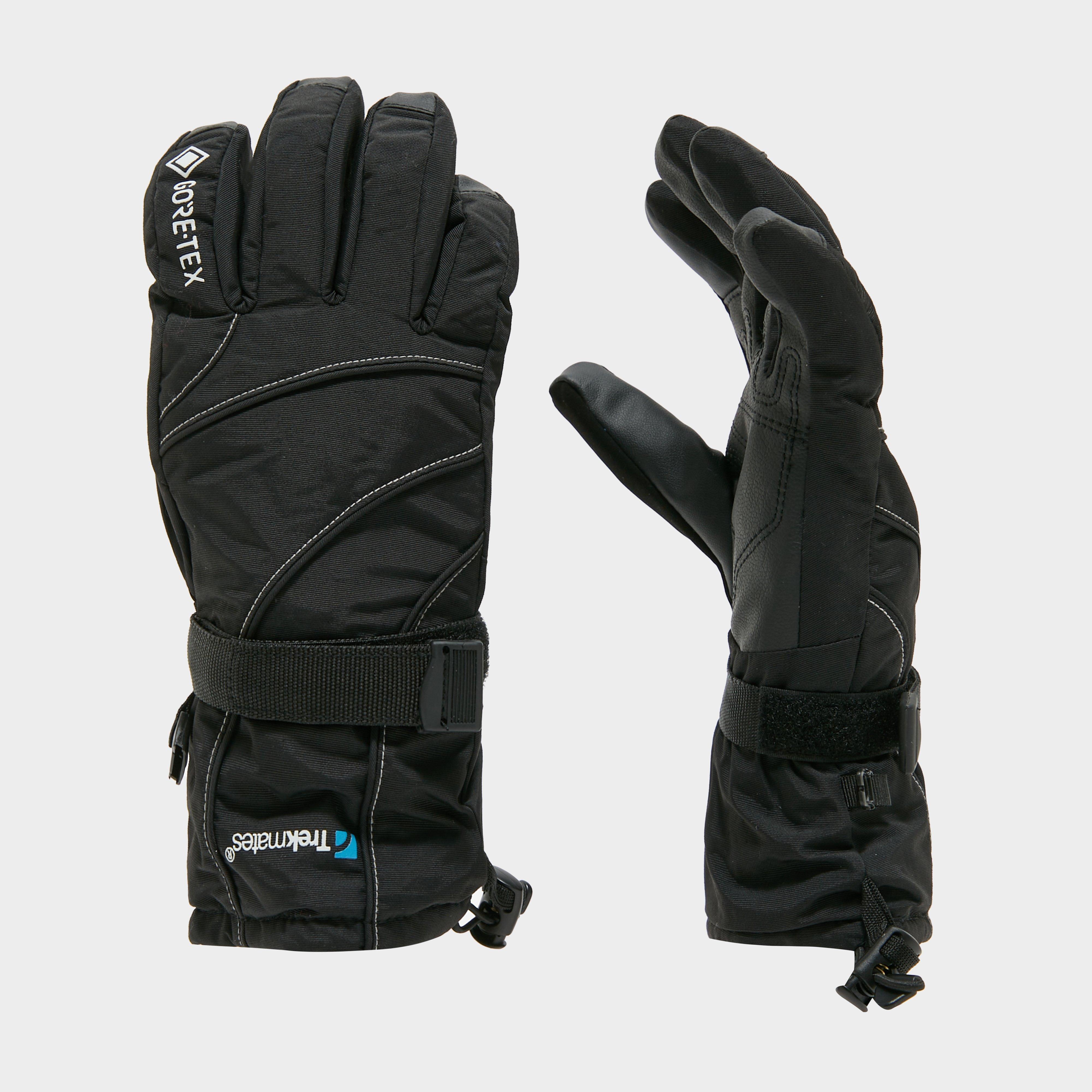 Trekmates Protek Gtx+ Active Gloves - Black/Glove, Black