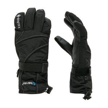 BLACK Trekmates Protek GTX+ Active Gloves