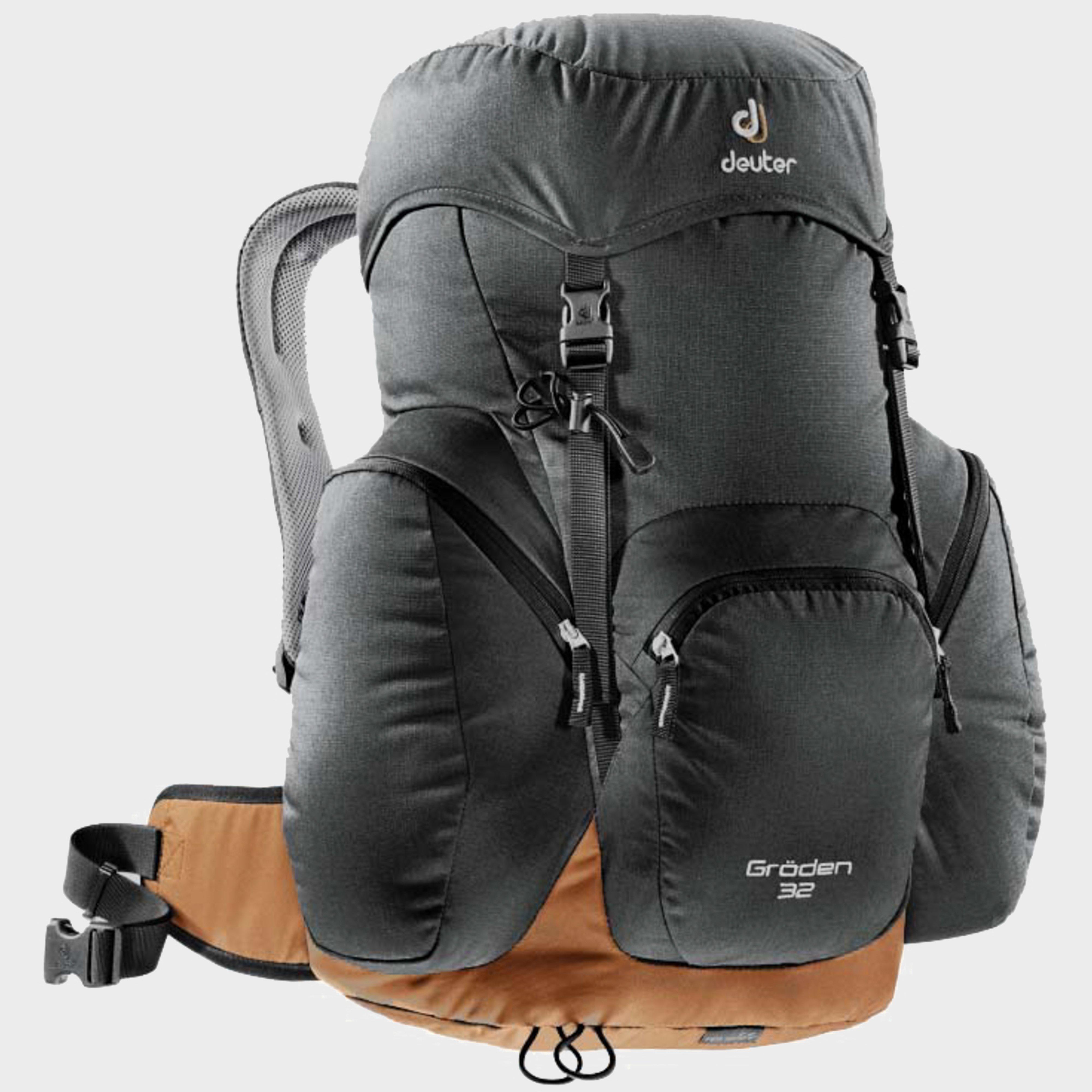 Deuter Deuter Groden 32 Rucksack - Black, Black