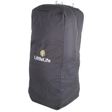 Grey|Grey LITTLELIFE Child Carrier Transporter Bag