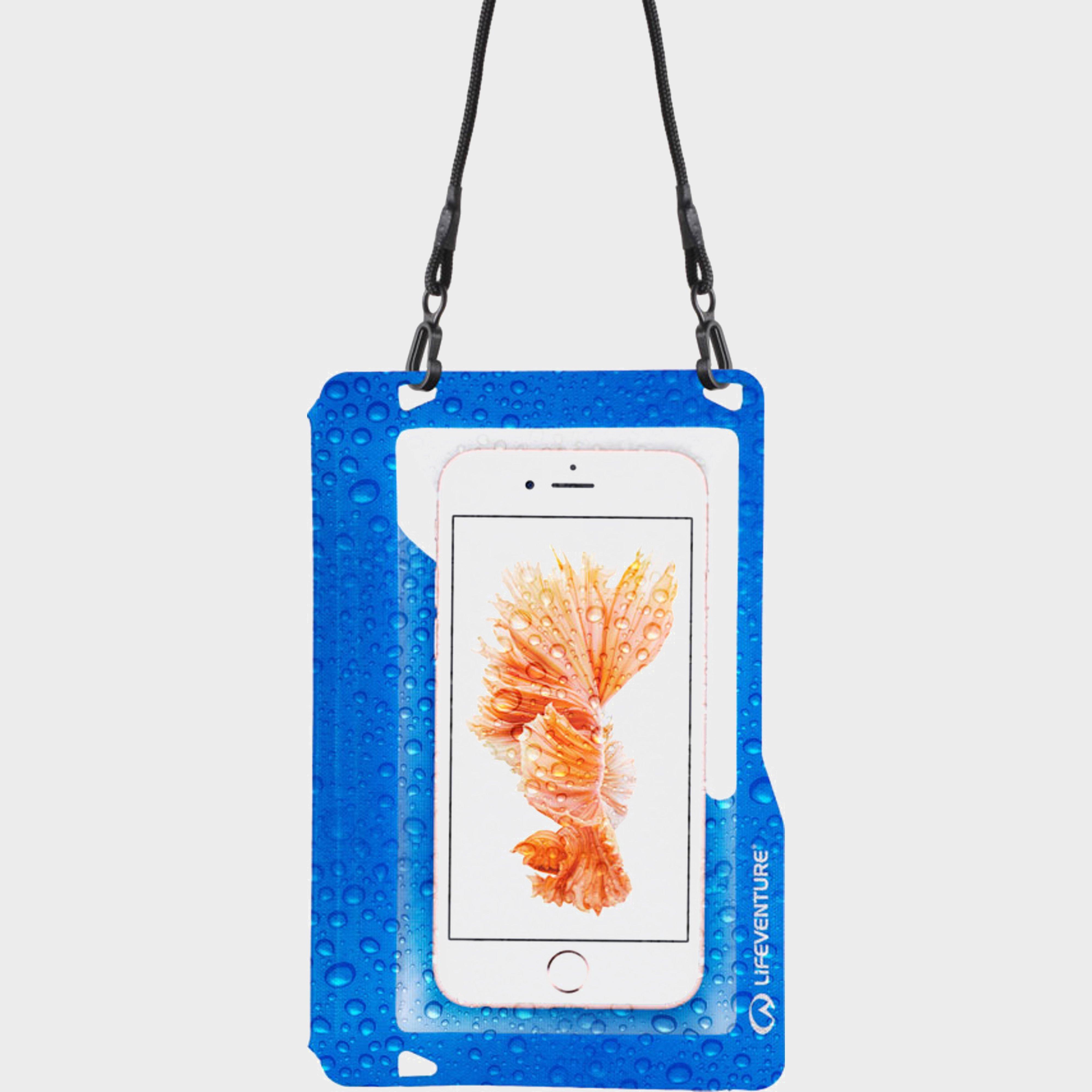 Lifeventure Lifeventure Hydroseal Phone Case - Blue, Blue
