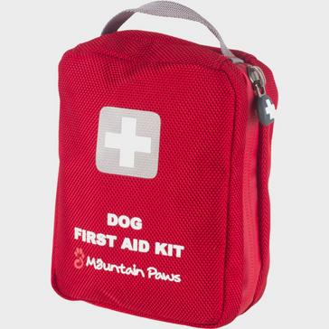 NOCOLOUR Mountain Paws Dog First Aid Kit