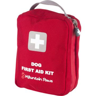 Red Mountain Paws Dog First Aid Kit
