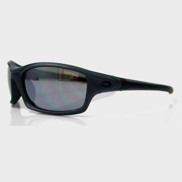 Grey Sinner Eaton Sunglasses (Matte Grey / Smoke / Mirror)