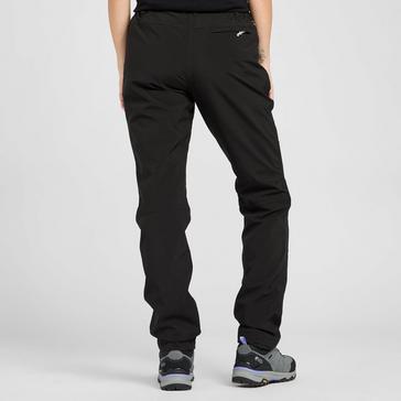 BLACK, Regatta Women's Dayhike Trouser III