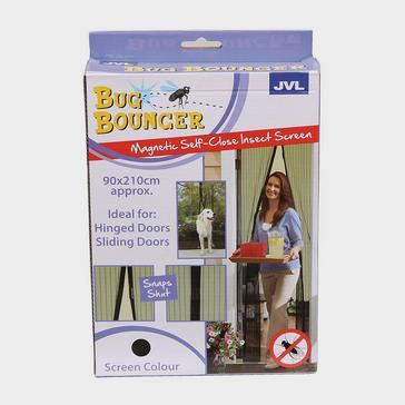 Black Quest Bug Bouncer Door Insect Screen